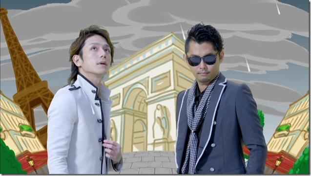 Tackey & Tsubasa in Jikan ryokou second! (30)