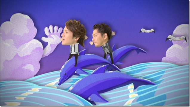 Tackey & Tsubasa in Jikan ryokou second! (39)