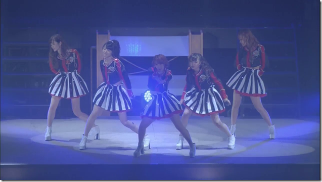C-ute in 9-10 C-ute Shuunen Kinen C-ute Concert Tour 2015 Haru - The Future Departure - (15)