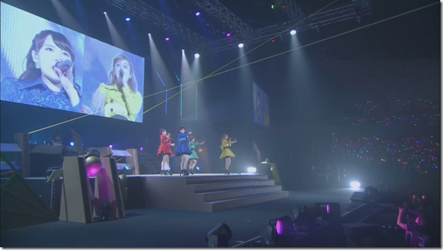 C-ute in 9-10 C-ute Shuunen Kinen C-ute Concert Tour 2015 Haru - The Future Departure - (24)