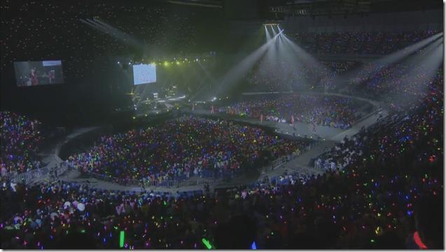 C-ute in 9-10 C-ute Shuunen Kinen C-ute Concert Tour 2015 Haru - The Future Departure - (40)