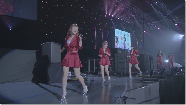 C-ute in 9-10 C-ute Shuunen Kinen C-ute Concert Tour 2015 Haru - The Future Departure - (51)
