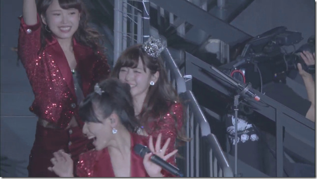 C-ute in 9-10 C-ute Shuunen Kinen C-ute Concert Tour 2015 Haru - The Future Departure - (57)