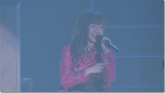C-ute in 9-10 C-ute Shuunen Kinen C-ute Concert Tour 2015 Haru - The Future Departure - (86)