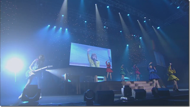 C-ute in 9-10 C-ute Shuunen Kinen C-ute Concert Tour 2015 Haru - The Future Departure - (91)