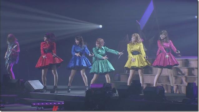 C-ute in 9-10 C-ute Shuunen Kinen C-ute Concert Tour 2015 Haru - The Future Departure - (95)