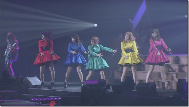 C-ute in 9-10 C-ute Shuunen Kinen C-ute Concert Tour 2015 Haru - The Future Departure - (95)