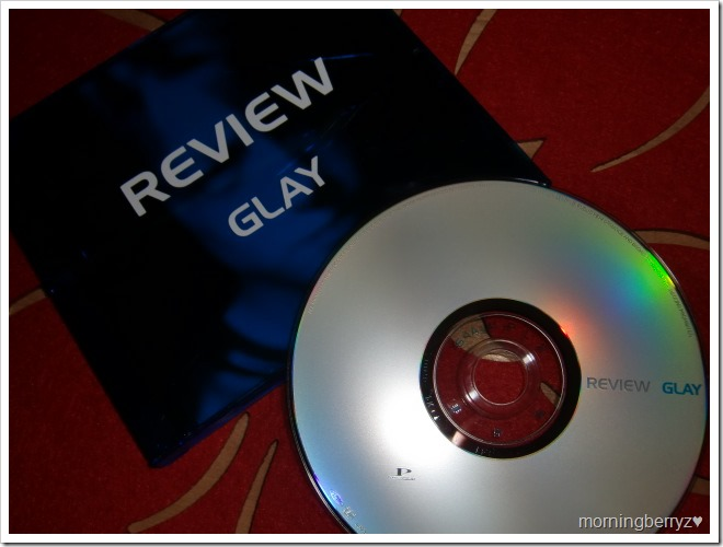 GLAY REVIEW best of album