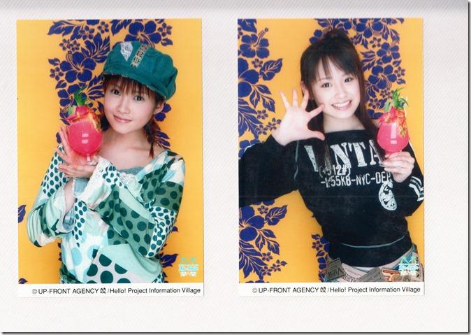 Hello! Project Information Village photo sets (binder 1) (50)