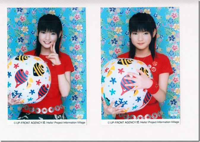 Hello! Project Information Village photo sets (binder 3) (21)