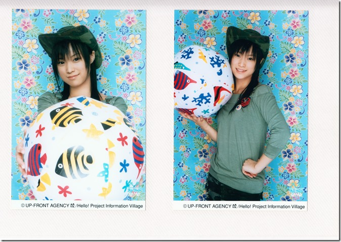 Hello! Project Information Village photo sets (binder 3) (22)