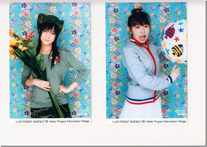 Hello! Project Information Village photo sets (binder 3) (23)
