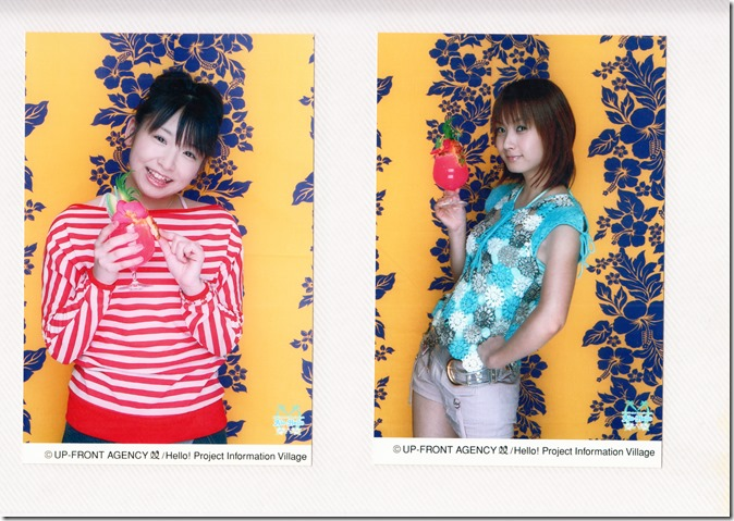 Hello! Project Information Village photo sets (binder 3) (2)
