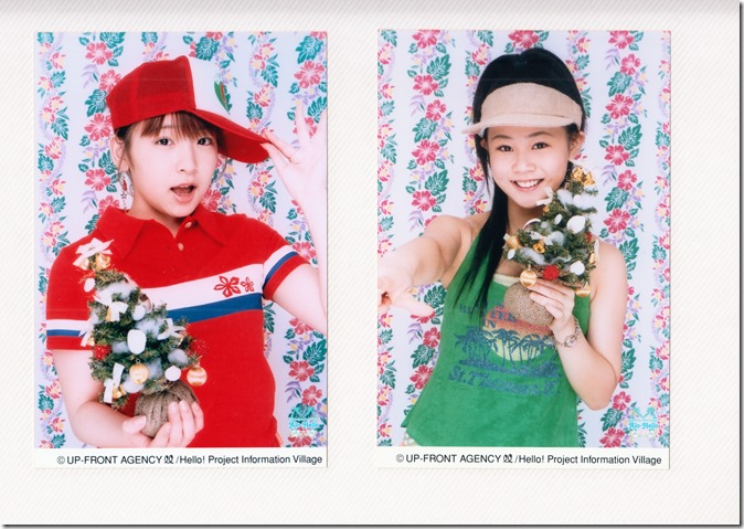 Hello! Project Information Village photo sets (binder 3) (45)