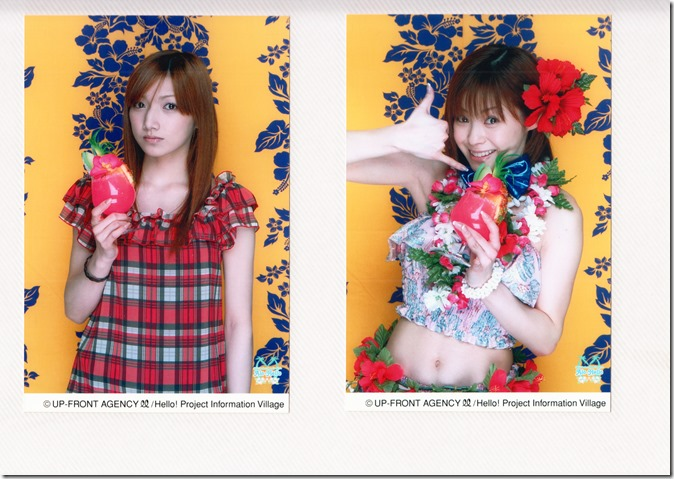 Hello! Project Information Village photo sets (binder 3) (8)