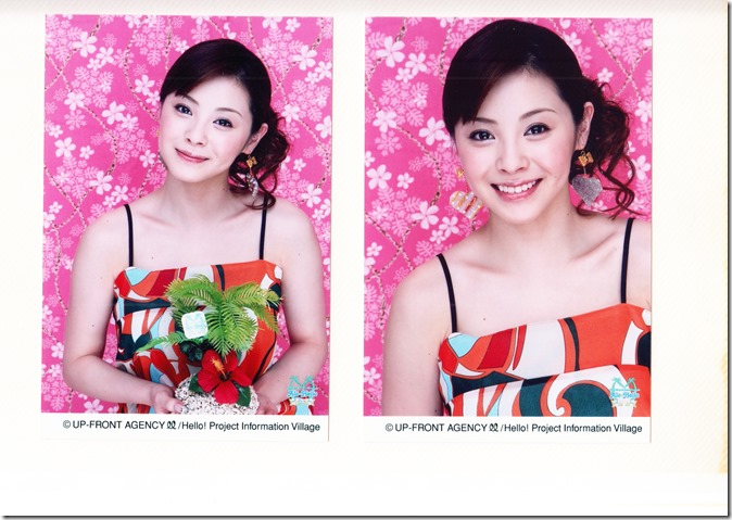 Hello! Project Information Village photo sets (Kamei binder) (58)