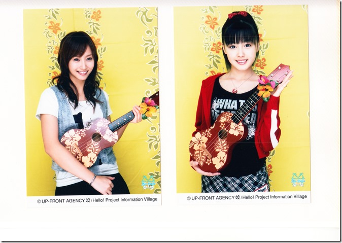 Hello! Project Information Village photo sets (Kamei binder) (61)