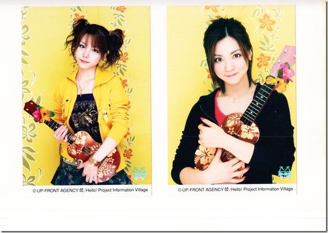 Hello! Project Information Village photo sets (Kamei binder) (63)