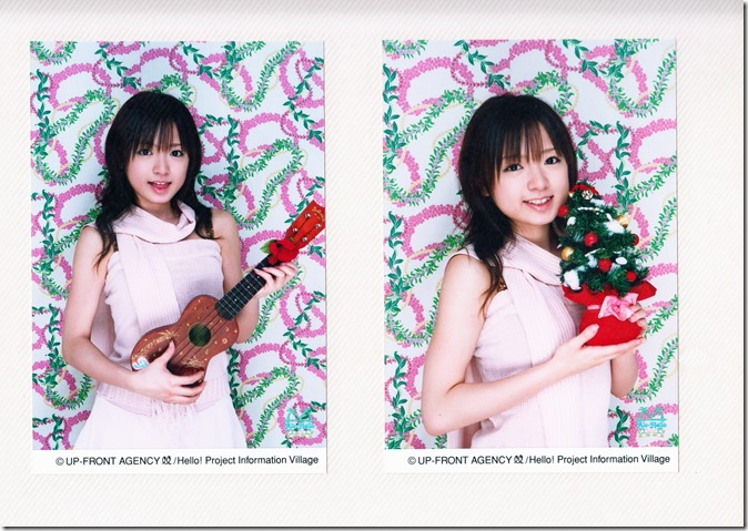 Hello! Project Information Village photo sets (Kamei binder) (7)