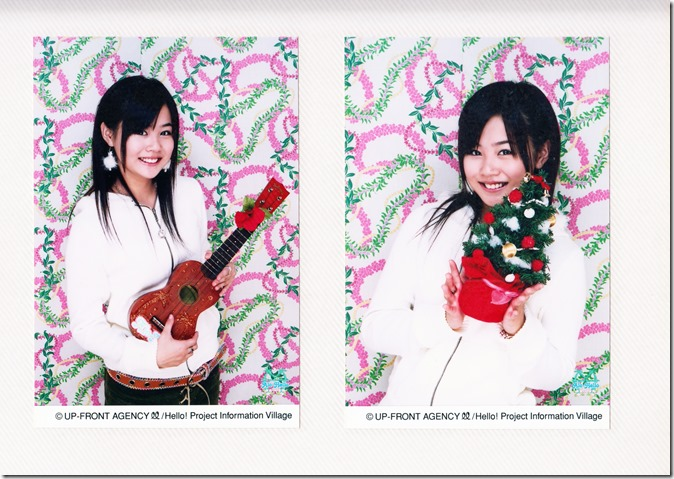 Hello! Project Information Village photo sets (Kamei binder) (8)