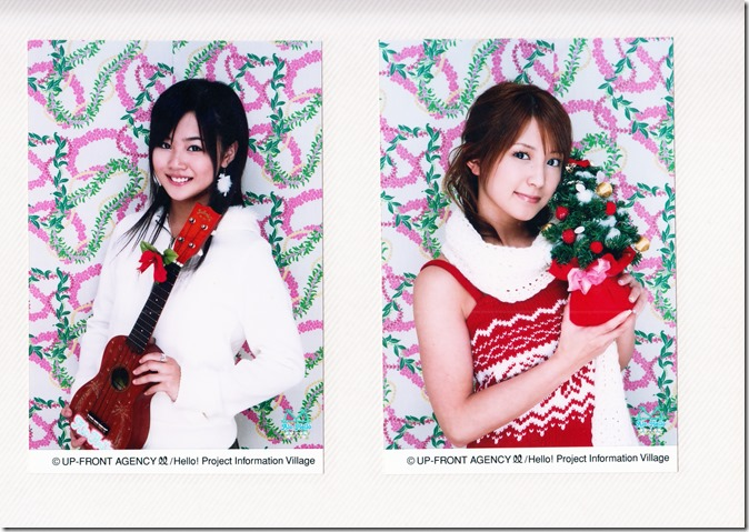 Hello! Project Information Village photo sets (Kamei binder) (9)