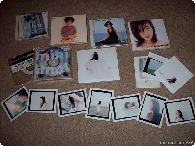 my Imai Miki collection~♥