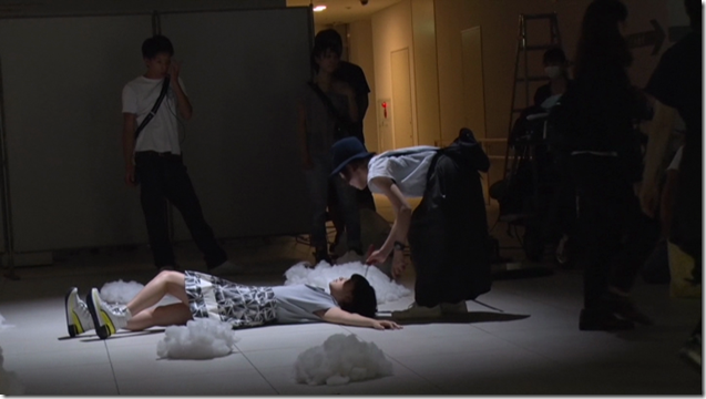 Ohara Sakurako in Dear My Dream making... (20)