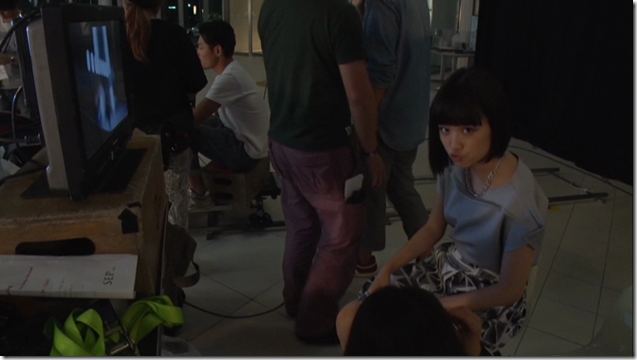 Ohara Sakurako in Dear My Dream making... (28)