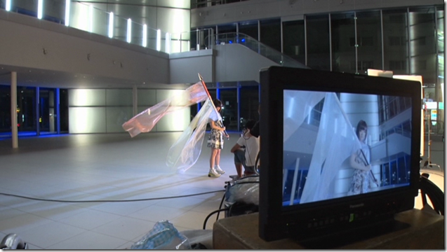 Ohara Sakurako in Dear My Dream making... (29)