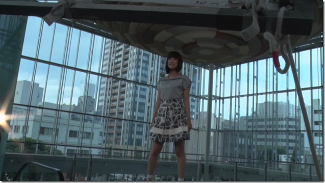 Ohara Sakurako in Dear My Dream making... (5)