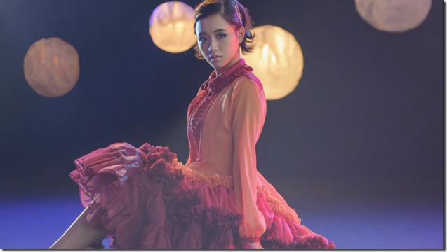 Ohara Sakurako in Kimi wo wasurenaiyo making... (11)