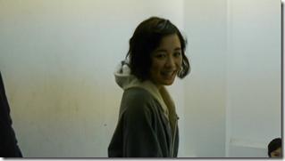 Ohara Sakurako in Kimi wo wasurenaiyo making... (28)