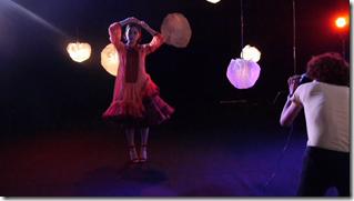 Ohara Sakurako in Kimi wo wasurenaiyo making... (5)