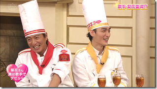 Rinka on Bistro SMAP March 9th, 2015 (108)