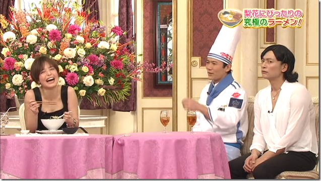 Rinka on Bistro SMAP March 9th, 2015 (123)