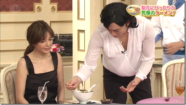 Rinka on Bistro SMAP March 9th, 2015 (126)