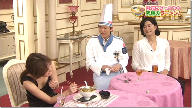 Rinka on Bistro SMAP March 9th, 2015 (136)