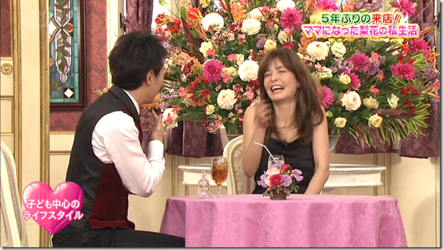 Rinka on Bistro SMAP March 9th, 2015 (14)