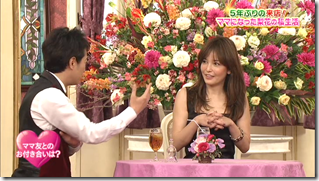 Rinka on Bistro SMAP March 9th, 2015 (29)