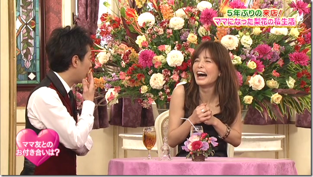 Rinka on Bistro SMAP March 9th, 2015 (30)