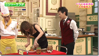 Rinka on Bistro SMAP March 9th, 2015 (44)