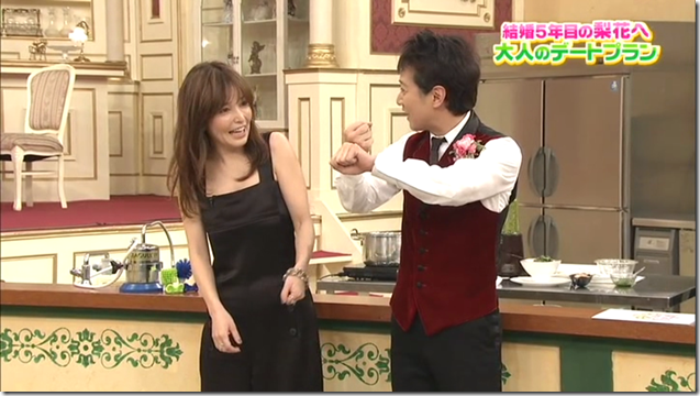 Rinka on Bistro SMAP March 9th, 2015 (58)