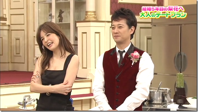 Rinka on Bistro SMAP March 9th, 2015 (79)