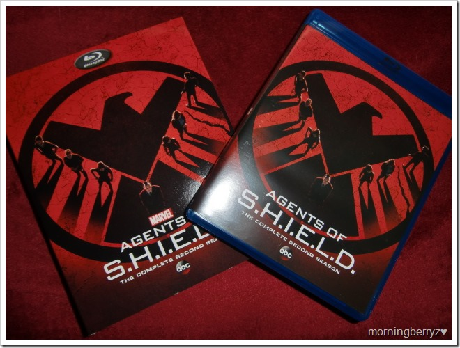 MARVEL AGENTS OF S.H.I.E.L.D. Blu-ray The Complete Secomd Season