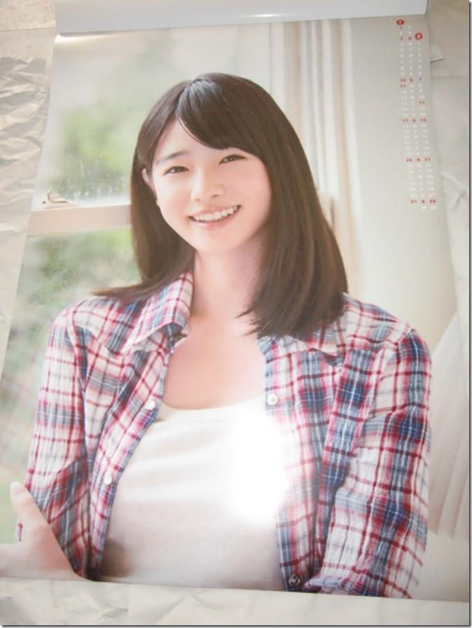 Takahashi Hikaru 2016 wall calendar (2)