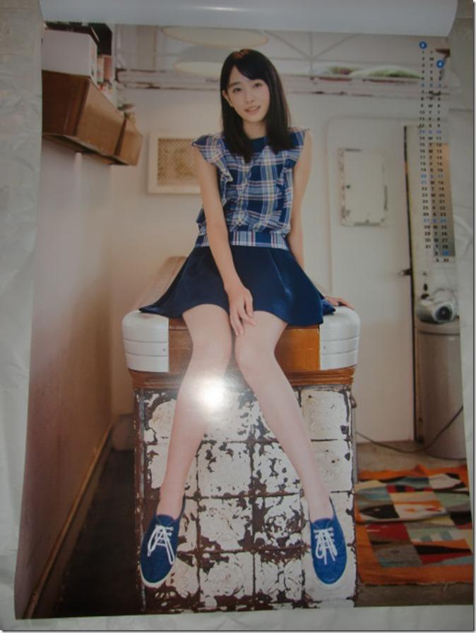 Takahashi Hikaru 2016 wall calendar (3)