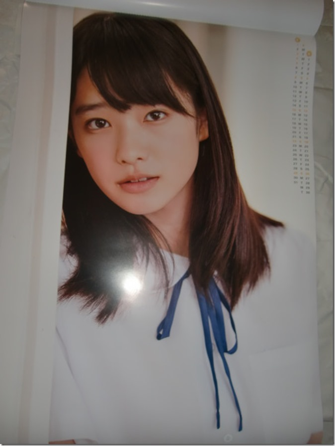 Takahashi Hikaru 2016 wall calendar (4)