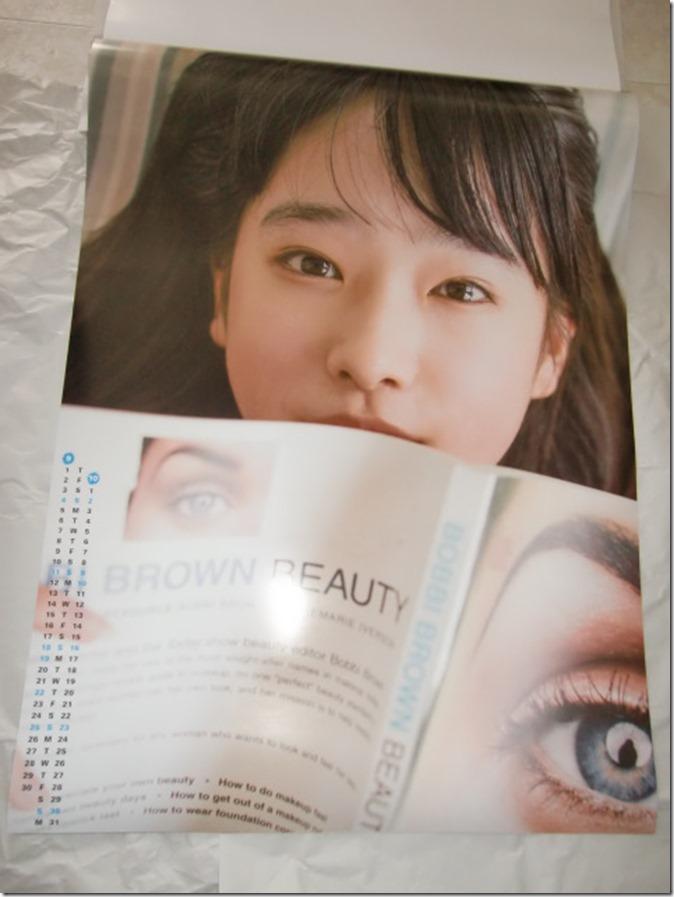 Takahashi Hikaru 2016 wall calendar (6)