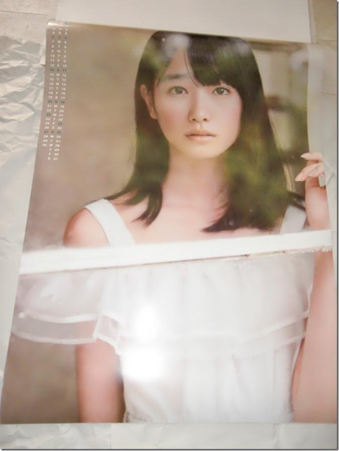 Takahashi Hikaru 2016 wall calendar (7)