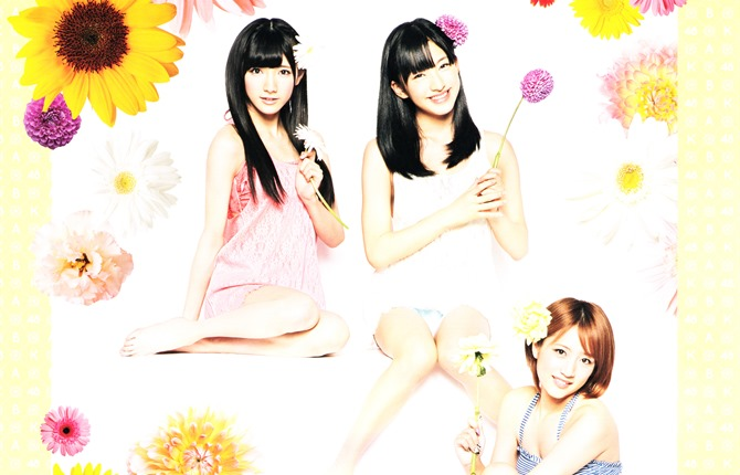 AKB48 2014 Official Calendar wall scroll (8)